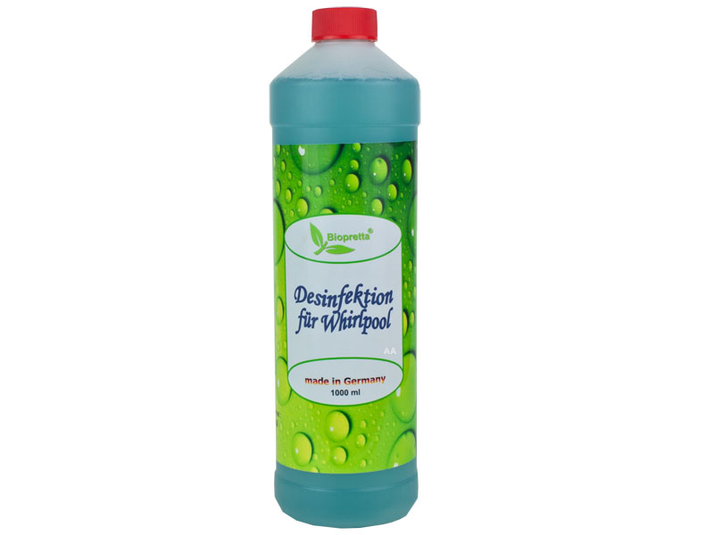 Algen whirlpool